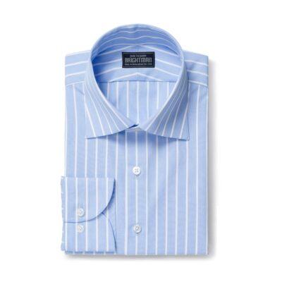 Blue Stripe Formal Shirt in BD